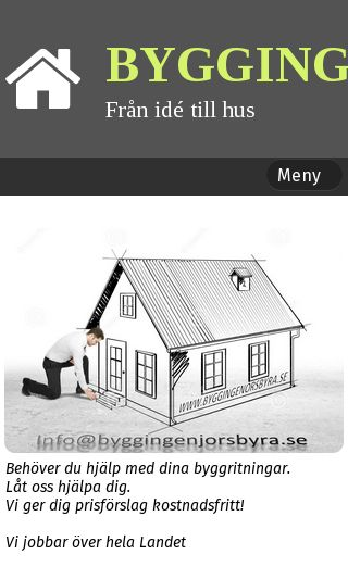 Mobile preview of byggingenjorsbyra.se