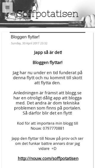 Mobile preview of couchpotatisen.blogg.se