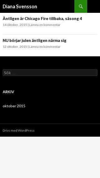 Mobile preview of de.nu