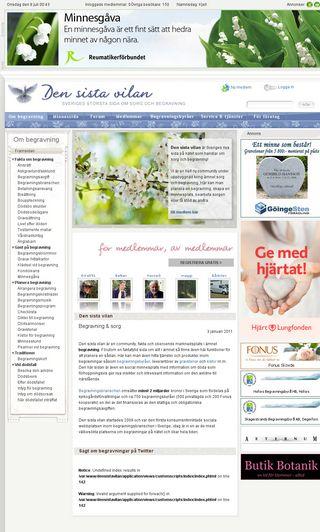 Mobile preview of densistavilan.se