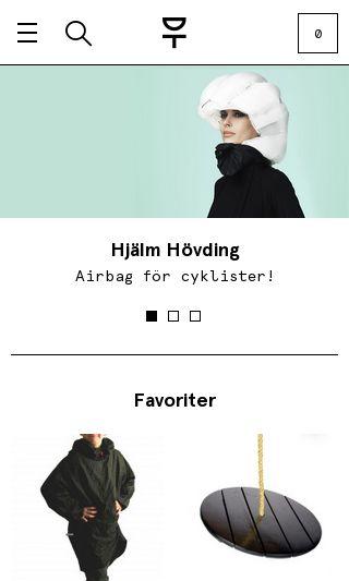 Mobile preview of designtorget.se