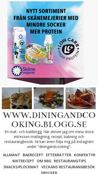Mobile preview of diningandcooking.blogg.se