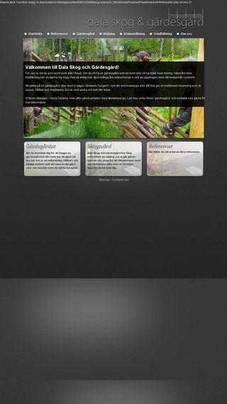Mobile preview of dsog.se