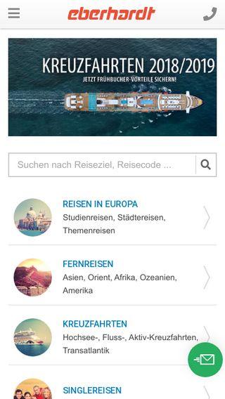 Mobile preview of eberhardt-travel.de