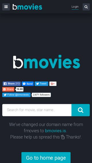 Mobile preview of fmovies.se