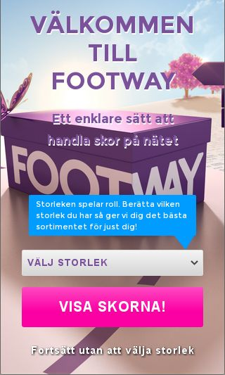 Mobile preview of footway.se