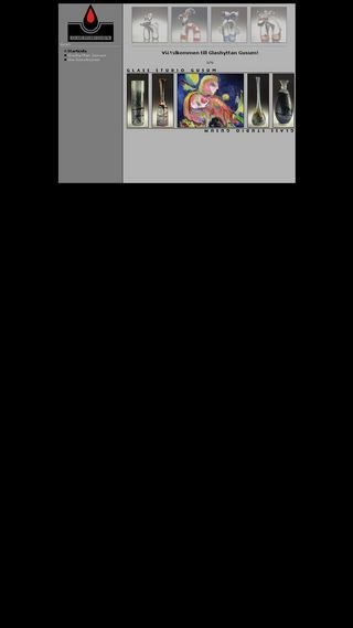 Mobile preview of glashyttangusum.nu
