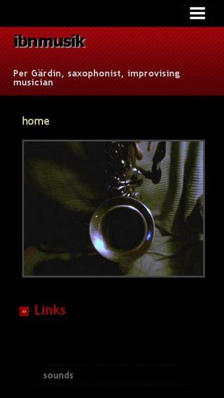 Mobile preview of ibnmusik.n.nu