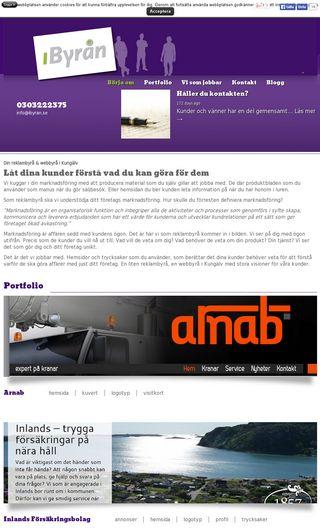 Mobile preview of ibyran.se