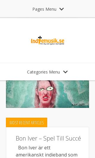 Mobile preview of indiemusik.se