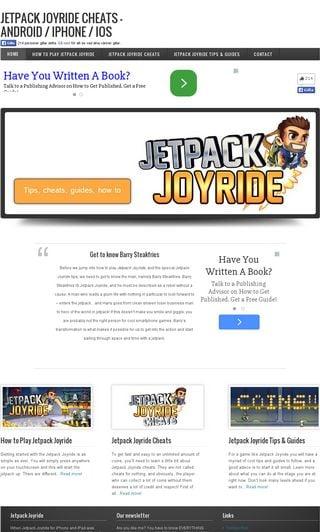 Mobile preview of jetpackjoyride.nu