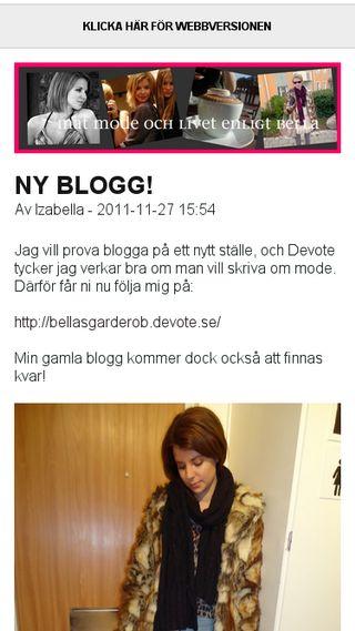 Mobile preview of jzza.bloggplatsen.se