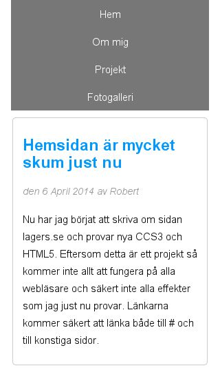 Mobile preview of lagers.se