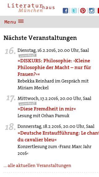 Mobile preview of literaturhaus-muenchen.de