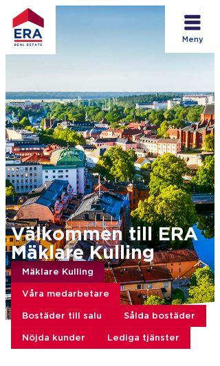 Mobile preview of maklarekulling.se