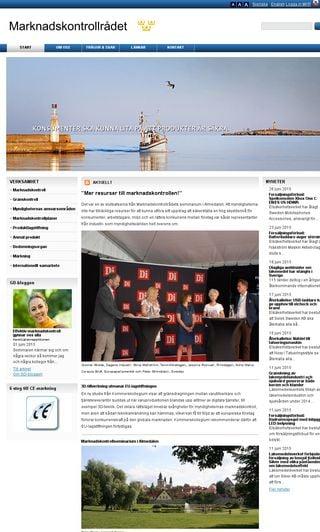 Mobile preview of marknadskontroll.se