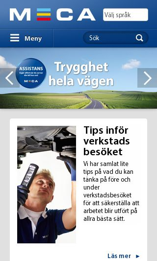 Mobile preview of meca.se