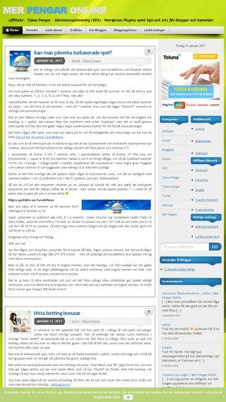 Mobile preview of merpengaronline.com