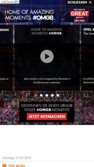 Mobile preview of n24.de
