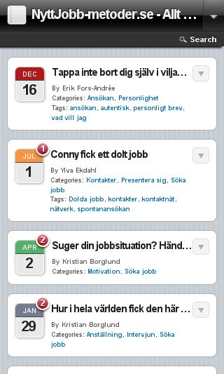 Mobile preview of nyttjobb-metoder.se