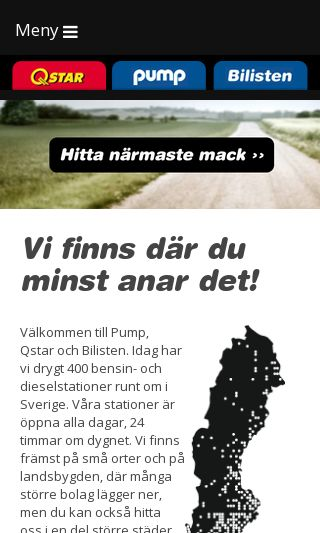 Mobile preview of qstar.se