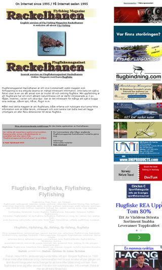 Mobile preview of rackelhanen.se