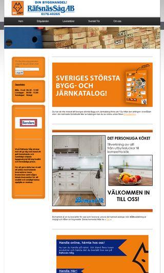 Mobile preview of rafsnassag.se