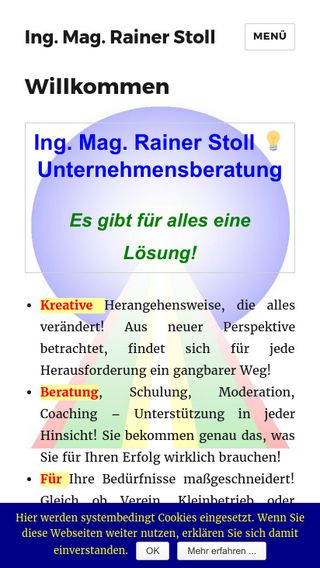 Mobile preview of rainerstoll.at