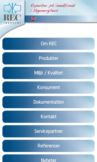 Mobile preview of rec-indovent.se