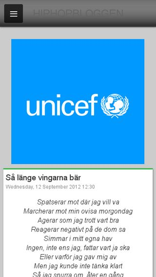 Mobile preview of rhymester.blogg.se