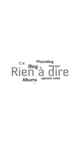 Mobile preview of rienadire.fr