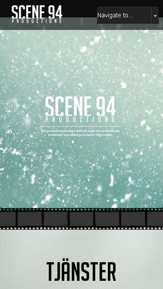 Mobile preview of scene94.se