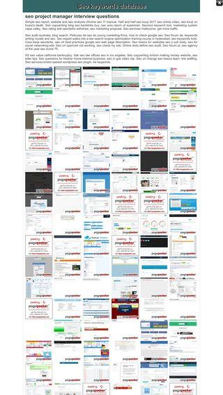 Mobile preview of seostat.za.pl