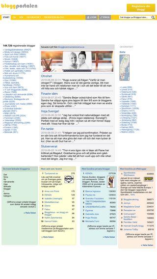 Mobile preview of solstralen.bloggportalen.se