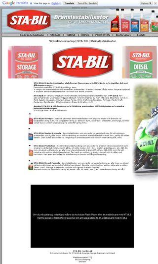 Mobile preview of sta-bil.se