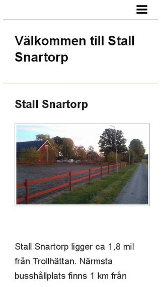 Mobile preview of stallsnartorp.n.nu