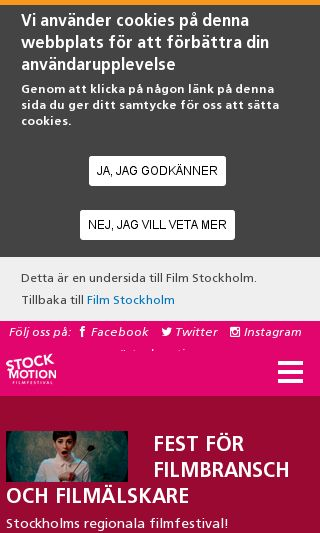 Mobile preview of stockmotion.se