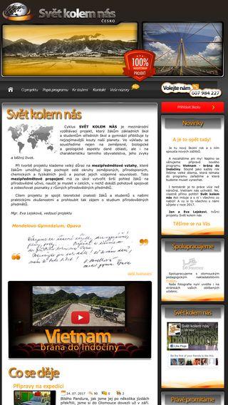 Mobile preview of svetkolemnas.cz