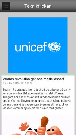 Mobile preview of teknikflickan.blogg.se