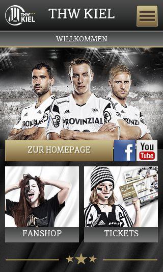 Mobile preview of thw-handball.de