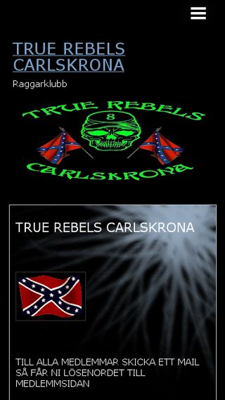 Mobile preview of truerebelscarlskrona.n.nu