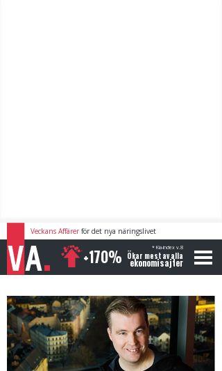 Mobile preview of va.se