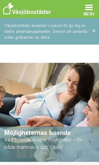 Mobile preview of vaxjohem.se