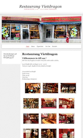 Mobile preview of vietdragon.se