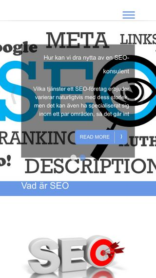 Mobile preview of whatsseo.se