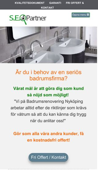 Mobile preview of badrumsrenoveringnyköping.se